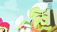 Granny Smith -you better be there!- S4E17