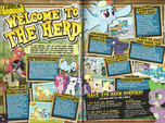 MLP -Welcome to the Herd- article in Filipino magazine