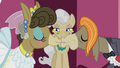 Matilda and Cranky Doodle Donkey kiss S5E9.png
