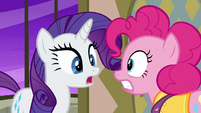 Pinkie --we both didn't know what we were talking about!-- S6E12