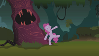 "Pinkie Pie ""just laugh to make them disappear"" S1E02"