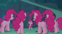 Pinkie Pie 'knock it off' S3E03