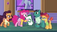 Pinkie Pie --Yes! Yes, it is!-- S6E12