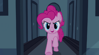 Pinkie Pie chasing S2E24