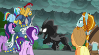 "Pony of Shadows ""you six will bow to me!"" S7E26"
