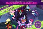 Power Ponies Go victory screen