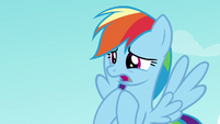 "Rainbow ""I'm just worried about Scoot"" S8E20"