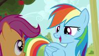Rainbow -teamwork really comes into play!- S5E17