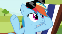 Rainbow Dash 'That you were just at Applejacks' S3E3