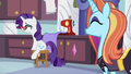"""Rarity """"I'm the Cosmare cover pony"""" S5E14.png"""