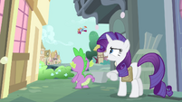 Rarity -cloud-busting with style!- S4E23