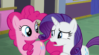 Rarity -it's very rustic- S6E12
