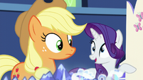 Rarity -not only home to the Haypacking District- S5E16