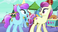 Sapphire Joy and Fleur de Verre remember the Crystal Heart S3E01