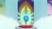 School of Friendship entrance is sealed S8E1