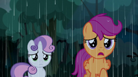 Scootaloo -the rain is only getting worse- S5E6