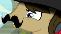 Sheriff Silverstar grim expression S5E6