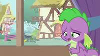 "Spike ""pretty sure she doesn't want to"" S9E19"