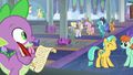 Spike notices Princess Ember S8E1.png