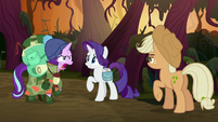 Starlight -the things you gave me are silly-!- S8E13