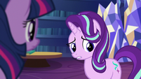 Starlight Glimmer --as your pupil...-- S6E1