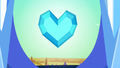 The Crystal Heart at the top of the Crystal Empires palace spire S3E02.png