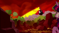 Tirek blasts some forests S5E26.png
