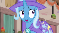 Trixie --being such an amazing audience-- S6E25