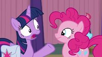 "Twilight ""three consecutive Trots in a row"" S9E16"
