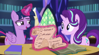 Twilight --these are just the A's-- S6E1