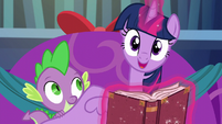 Twilight --we might just find out what they are-- S06E08