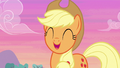 """Applejack """"my cart wins most traditional!"""" S6E14.png"""