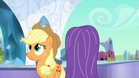 Applejack 'Comeon Twilight' S3E2