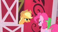 Applejack and Pinkie2 S01E25