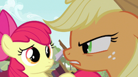 Applejack possibly be S3E8