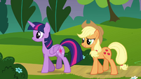 Applejack still confused S4E02