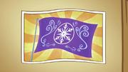 Bandeira do Império do Cristal S3E01