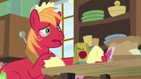 "Big Mac ""she takes pie-baking seriously!"" S8E10"