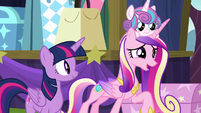 "Cadance ""Flurry Heart and I loved it!"" S8E19"