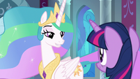 "Celestia ""always wished I could experience"" S8E7"