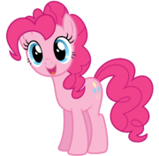 FANMADE Happy pinkie pie by thatguy1945
