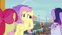 "Fluttershy ""just the cutest little things"" S9E22"
