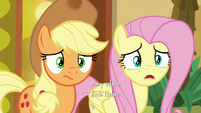 Fluttershy --the map could be on the fritz again-- S6E20