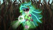 Gloriosa Daisy exerting more of her power EG4