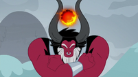 Lord Tirek channeling his magic S9E25