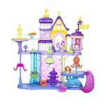 MLP The Movie Canterlot & Seaquestria Castle playset
