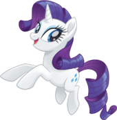 MLP The Movie Rarity official artwork