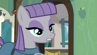 Maud 'It tastes like apples' S4E18