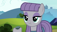 Maud Pie holding up Boulder S7E4