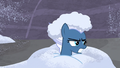 Night Glider buried in snow S5E2.png